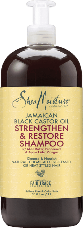 $5.00 for SheaMoisture Jamaican Black Castor Oil Shampoo (expiring on Friday, 04/30/2021). Offer available at Sam's Club, [TEST] Sam's Club Online.