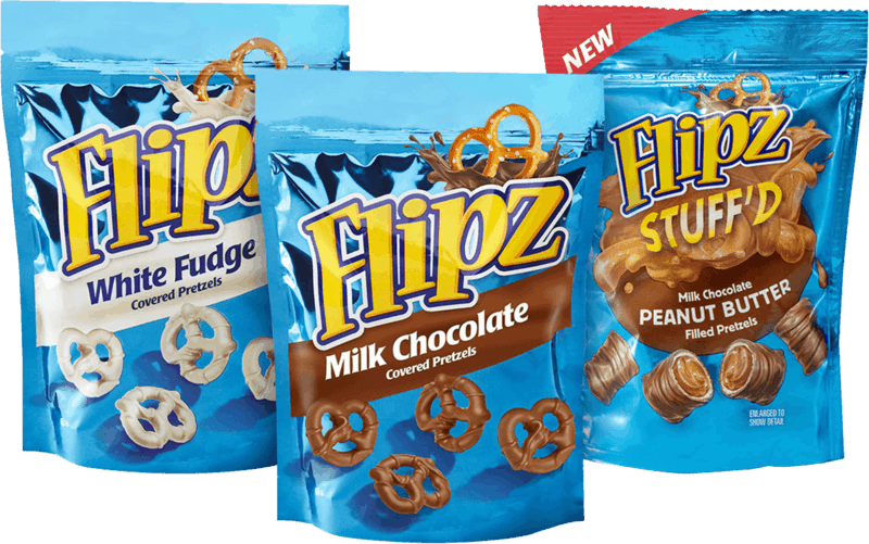 $0.75 for Flipz® (expiring on Wednesday, 09/08/2021). Offer available at CVS Pharmacy.