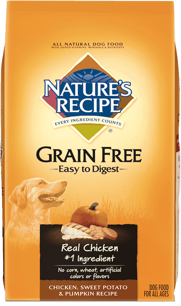 $2.00 for Nature's Recipe® Natural Dog Food. Offer available at Walmart.