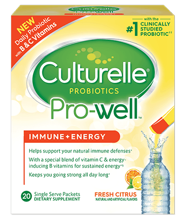 $5.00 for Culturelle® Pro-Well® Immune + Energy (expiring on Tuesday, 10/31/2017). Offer available at Walmart, Walgreens, Rite Aid.