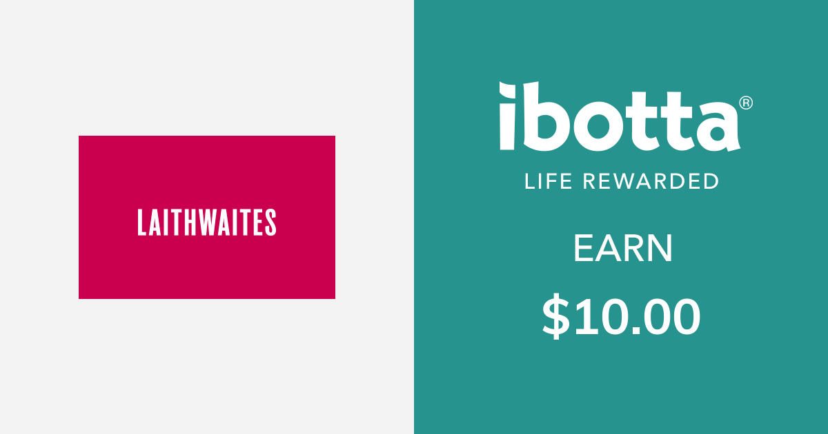 """Get cash back on your online club purchase at Laithwaites when you shop from Ibotta. •How to get cash back:- Tap """"Shop"""" from Ibotta to launch the Laithwaites website.- Make a Laithwaites purchase.- Shop and check out like normal.- Get cash back within 7 days. •Cash back pending period: Up to 7 days- Once Laithwaites lets us know you made a qualifying purchase (this can take up to 48 hours) we'll mark your offer as """"Pending.""""- Your cash back can be marked """"Pending"""" for up to 7 days. •Offer is NOT valid:- On gift cards.- In combination with coupons, promo codes, or discounts.- If an order is canceled, returned, or exchanged.- On shopping carts built before tapping """"Shop"""" in Ibotta. •Offer is ONLY valid:- On a Laithwaites purchase.- When you launch Laithwaites from Ibotta by tapping """"Shop.""""- On the subtotal, before taxes, shipping and handling.- On purchases within the United States with US currency.- On purchases made on 1 shopping trip within 24 hours."""