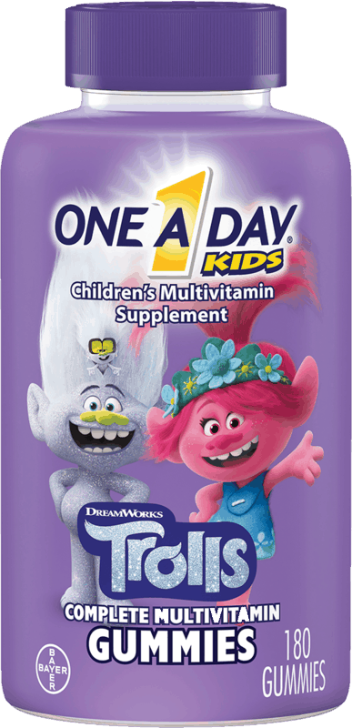 $3.00 for One A Day Kids Multivitamins. Offer available at multiple stores.