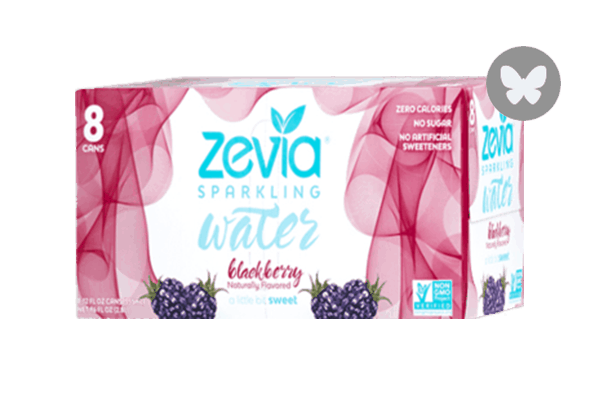 $3.00 for Zevia® Sparkling Water (expiring on Wednesday, 05/02/2018). Offer available at multiple stores.