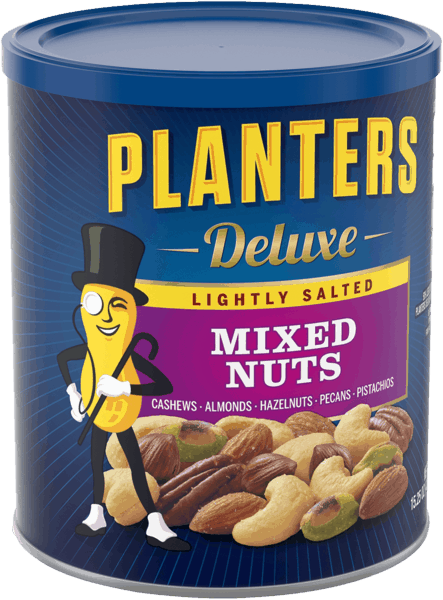 $0.75 for Planters® Deluxe Mixed Nuts (expiring on Sunday, 06/02/2019). Offer available at Walmart.