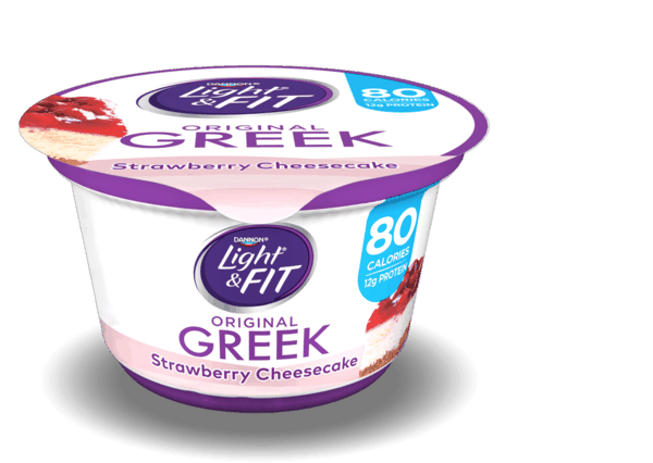 $1.00 for Light & Fit® Original Greek nonfat yogurt (expiring on Friday, 08/02/2019). Offer available at multiple stores.