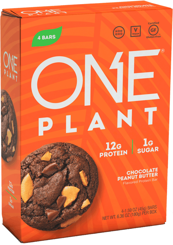 $1.50 for ONE Plant Protein Bars (expiring on Saturday, 10/31/2020). Offer available at Walmart, Walmart Grocery.
