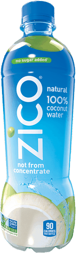 $2.50 for ZICO® Coconut Water (expiring on Tuesday, 06/20/2017). Offer available at multiple stores.
