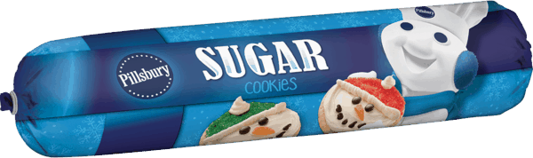 $0.75 for Pillsbury™ Refrigerated Cookie Dough (expiring on Monday, 07/02/2018). Offer available at Walmart.