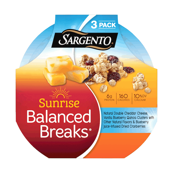 $0.75 for Sargento® Balanced Breaks® (expiring on Sunday, 02/02/2020). Offer available at Walmart.