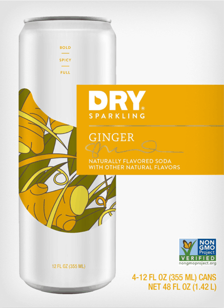 $1.00 for DRY® Sparkling Cans (expiring on Tuesday, 04/10/2018). Offer available at multiple stores.