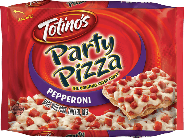 $0.50 for Totino's™ Crisp Crust Party Pizza™ (expiring on Monday, 02/27/2017). Offer available at Walmart.