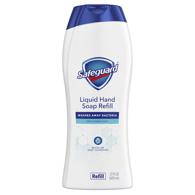 $1.00 for Safeguard Liquid Hand Soap (expiring on Friday, 04/30/2021). Offer available at multiple stores.