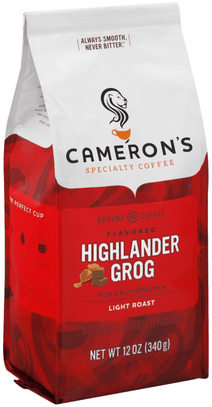 $1.00 for Cameron's Coffee (expiring on Saturday, 05/30/2020). Offer available at multiple stores.