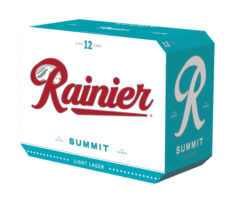 $2.00 for Rainier Lager (expiring on Thursday, 04/30/2020). Offer available at multiple stores.