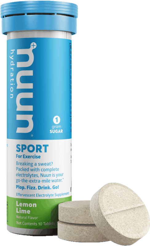 $1.00 for Nuun Sport (expiring on Wednesday, 09/30/2020). Offer available at Walmart, Walmart Grocery.