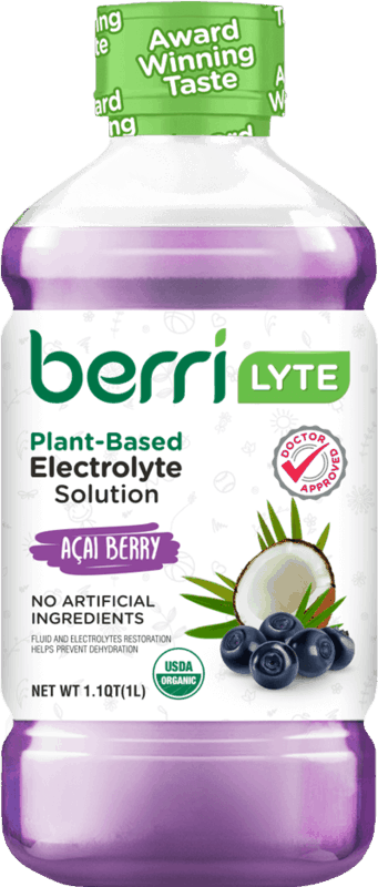 $1.00 for Berri Lyte™ Organic Electrolyte Solution (expiring on Thursday, 07/02/2020). Offer available at CVS Pharmacy.