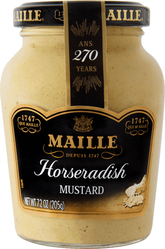 $0.75 for Maille Horseradish (expiring on Wednesday, 05/13/2020). Offer available at multiple stores.