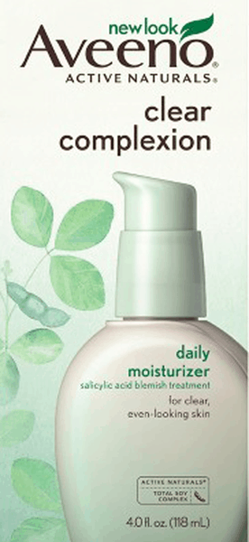 $2.50 for AVEENO® Facial Moisturizer. Offer available at multiple stores.
