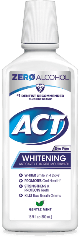 $1.00 for Act® Mouthwash. Offer available at multiple stores.