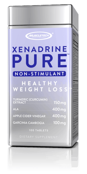 $5.00 for Xenadrine™ Pure. Offer available at GNC.