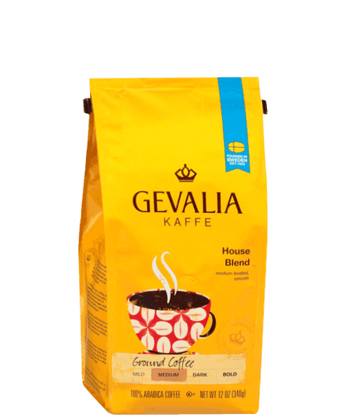 $1.00 for Gevalia Ground Coffee (expiring on Wednesday, 05/24/2017). Offer available at Walmart.