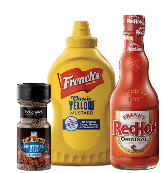 Frenchs Yellow Mustard, 8 oz