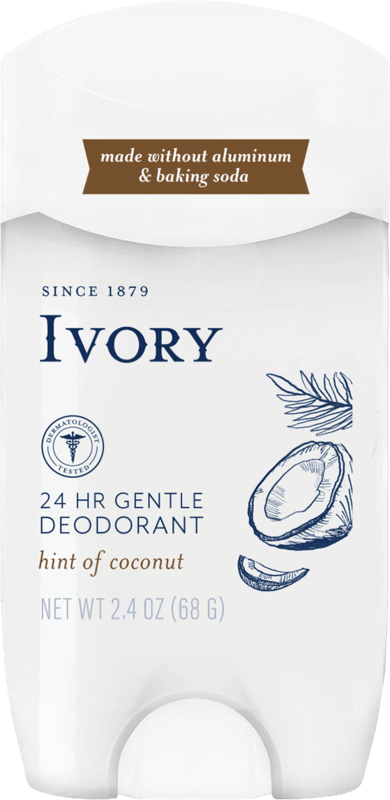 $2.00 for Ivory Gentle Deodorant (expiring on Thursday, 07/08/2021). Offer available at multiple stores.