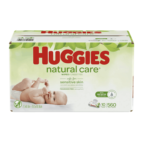 $2.00 for Huggies® Natural Care Wipes (expiring on Wednesday, 10/02/2019). Offer available at Walmart.