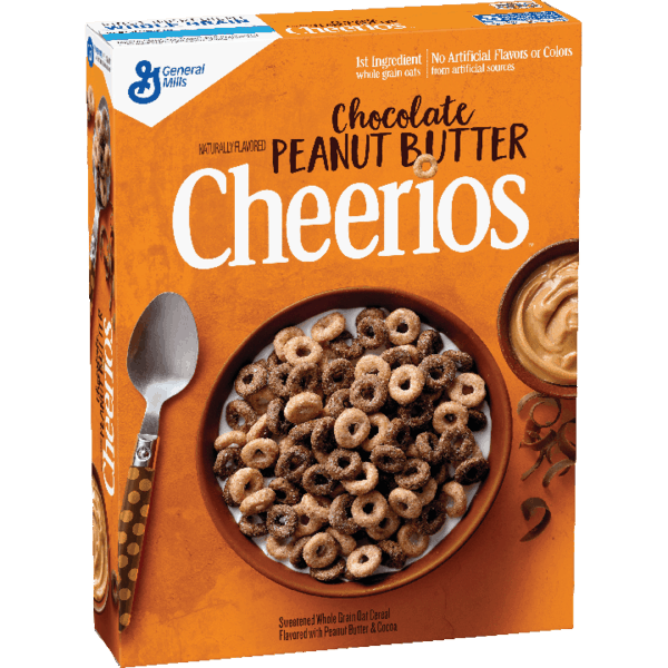 $0.75 for Chocolate Peanut Butter Cheerios™ (expiring on Monday, 07/02/2018). Offer available at Wegmans.