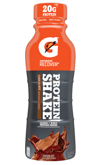 $0.75 for Gatorade® Protein Shakes (expiring on Wednesday, 03/07/2018). Offer available at multiple stores.