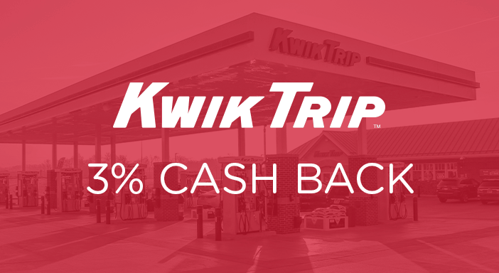 $0.00 for Kwik Trip (expiring on Tuesday, 12/31/2019). Offer available at Kwik Trip.