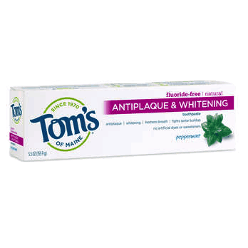 $1.00 for Tom's of Maine® Toothpaste. Offer available at multiple stores.