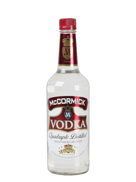 $1.00 for McCormick Vodka (expiring on Friday, 11/30/2018). Offer available at multiple stores.