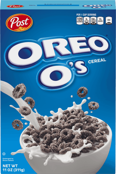 $0.50 for Post® OREO-O's® (expiring on Thursday, 03/07/2019). Offer available at WinCo Foods.