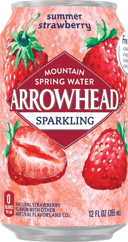 $1.00 for Arrowhead® Brand Sparkling Mountain Spring Water (expiring on Saturday, 10/31/2020). Offer available at Target.