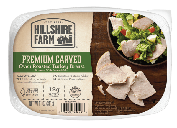 $1.00 for Hillshire Farm® Premium Carved Lunchmeat (expiring on Tuesday, 04/02/2019). Offer available at Meijer, Harris Teeter, Hy-Vee, Wegmans, Stater Bros.