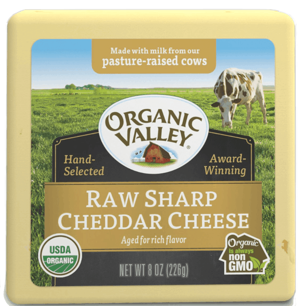 $1.50 for Organic Valley® Cheese (expiring on Saturday, 06/08/2019). Offer available at multiple stores.