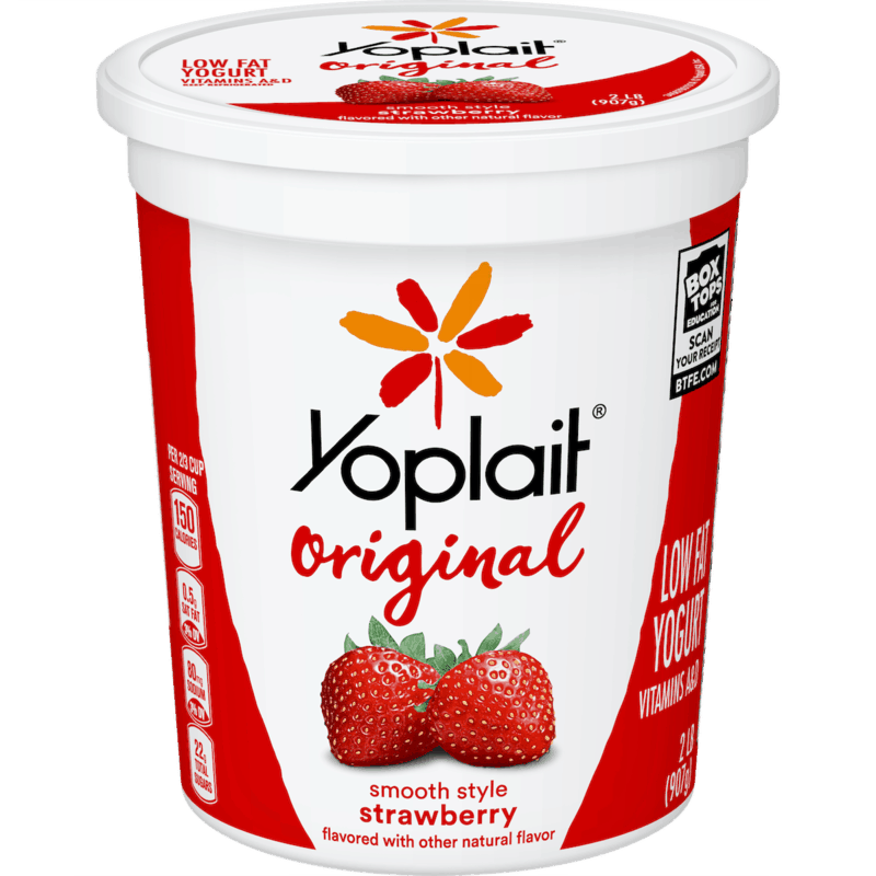 $1.00 for Yoplait Yogurt Tub (expiring on Thursday, 12/31/2020). Offer available at Walmart, Walmart Grocery.