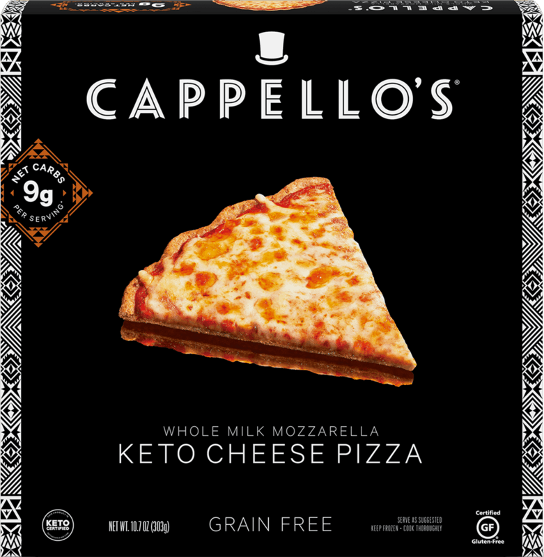 $2.00 for Cappello's Keto Pizza (expiring on Tuesday, 11/30/2021). Offer available at multiple stores.