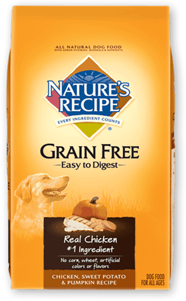 $2.00 for Nature's Recipe® Dry Dog Food (expiring on Wednesday, 05/02/2018). Offer available at multiple stores.