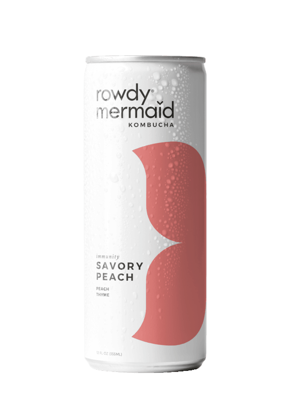 $1.00 for Rowdy Mermaid Kombucha (expiring on Monday, 05/31/2021). Offer available at multiple stores.
