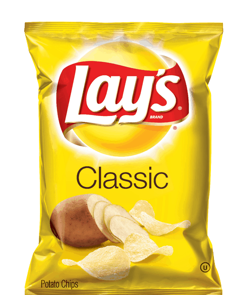 $1.00 for Lay's® Potato Chips. Offer available at multiple stores.