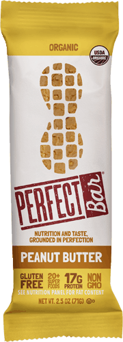 $0.50 for PERFECT Bar® (expiring on Monday, 04/02/2018). Offer available at multiple stores.