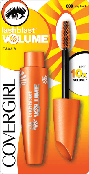 $2.00 for COVERGIRL® LashBlast Volume Mascara. Offer available at Walmart.