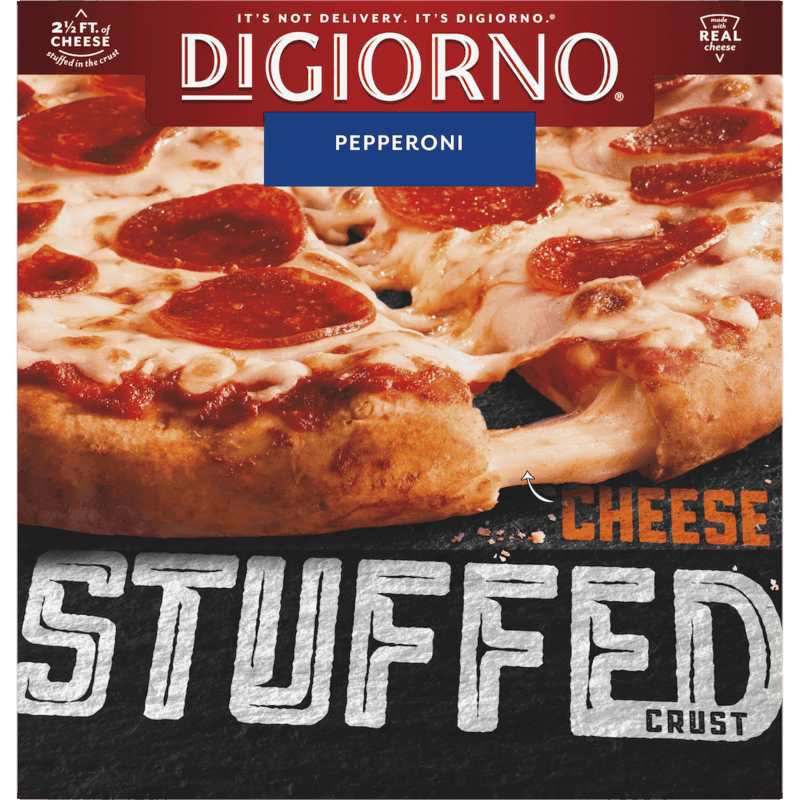 $1.50 for DiGiorno Stuffed Crust Pizza (expiring on Tuesday, 06/02/2020). Offer available at Target, Walmart.