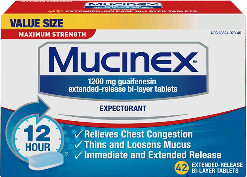 $5.00 for Mucinex® 12HR. Offer available at Target.
