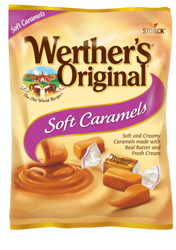 $0.50 for Werther's® Original® (expiring on Sunday, 10/27/2019). Offer available at multiple stores.