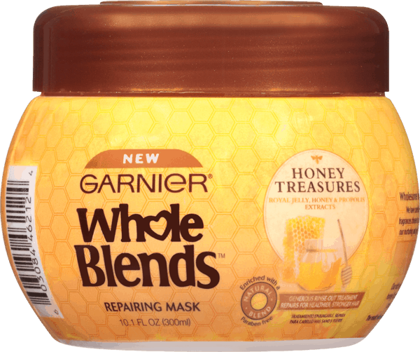 $1.50 for Garnier® Whole Blends™ Treatment Products. Offer available at Walmart.
