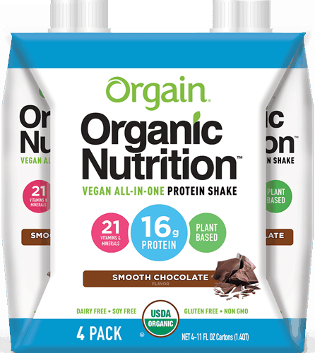 $2.00 for Orgain® Organic Vegan Protein Shake. Offer available at Whole Foods Market®.