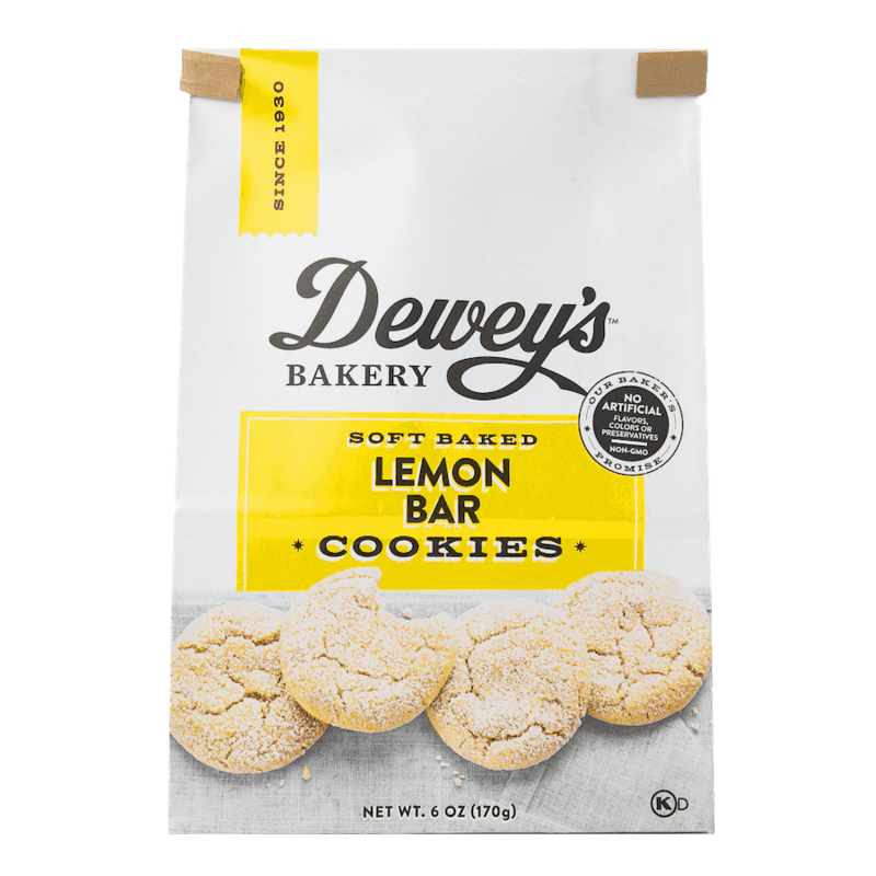 $1.00 for Dewey's Bakery Cookies and Crackers (expiring on Thursday, 04/01/2021). Offer available at GIANT (PA,WV,MD,VA).